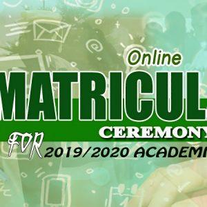 Matriculation2019_2020